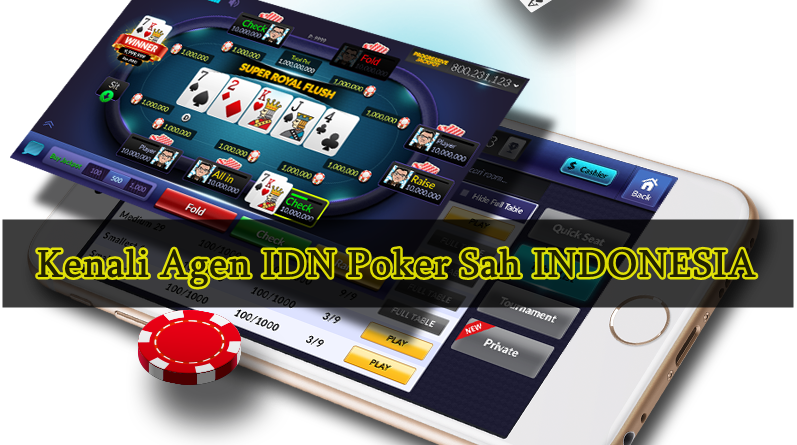 Agen IDN Poker COver